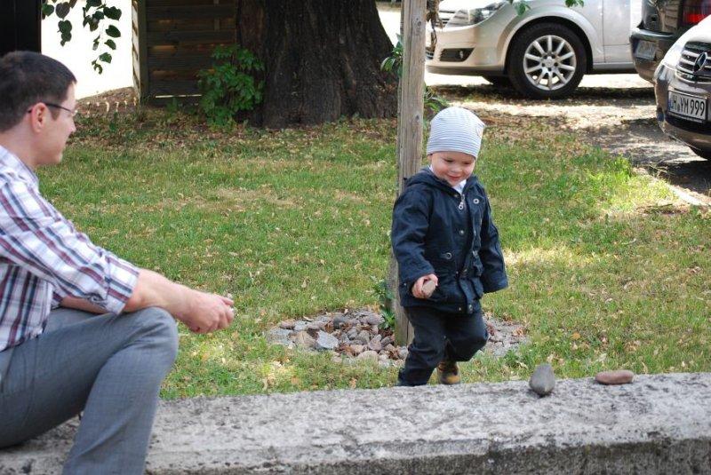 Felix und Onkel Mario